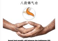 Senaman Ba Duan Jing / Qigong di IKN