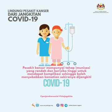 Lindungi pesakit kanser