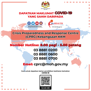 Crisis Preparedness and Response Centre (CPRC) KKM