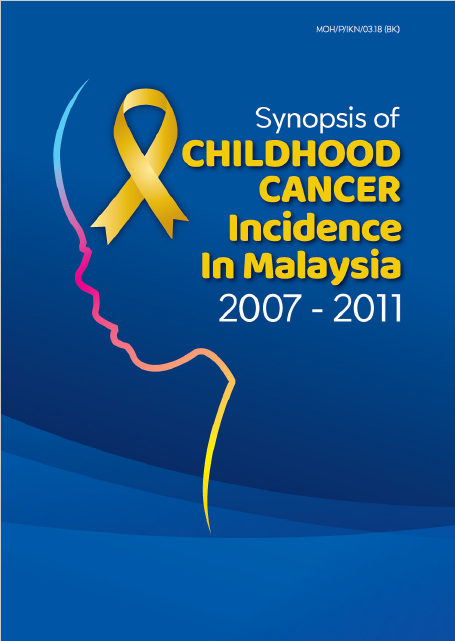 childhood cancer 2007 2011 cover